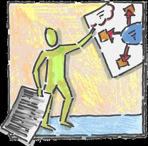 <span>Illustration &amp; Flipcharts</span>